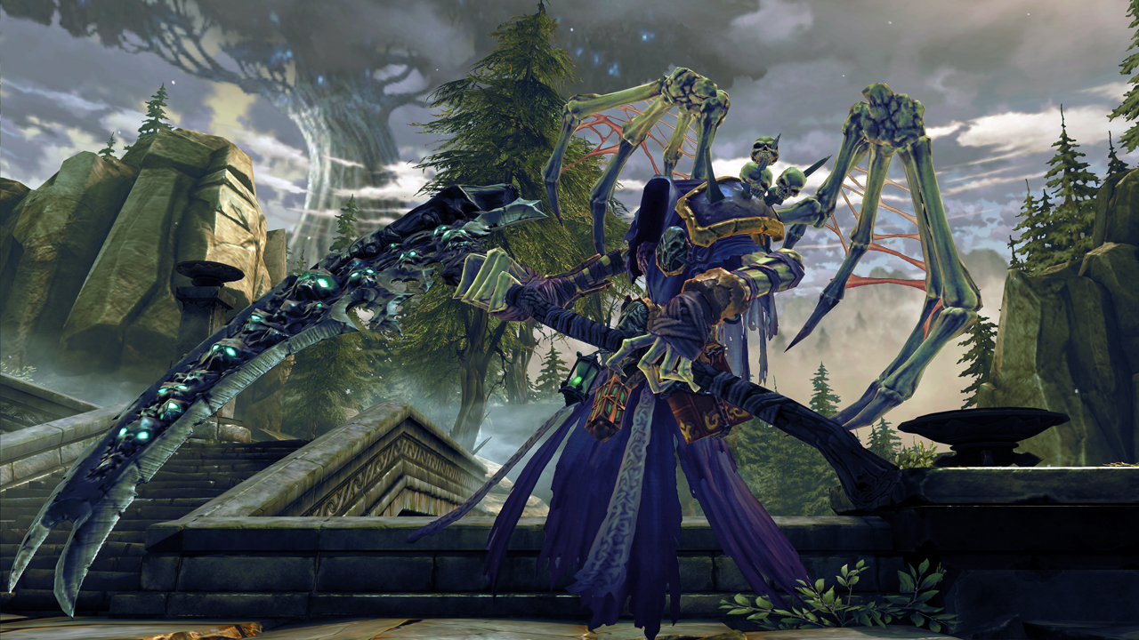 Darksiders II - Preview_ReaperForm