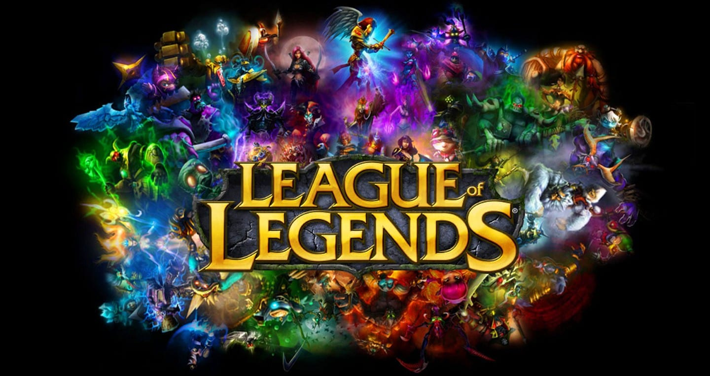 League of Legends (Wallpaper)