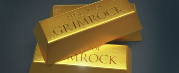 gold Grimrock Goes Gold