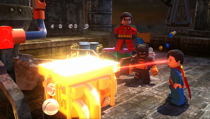 lLego Batman 2: DC Superheroes