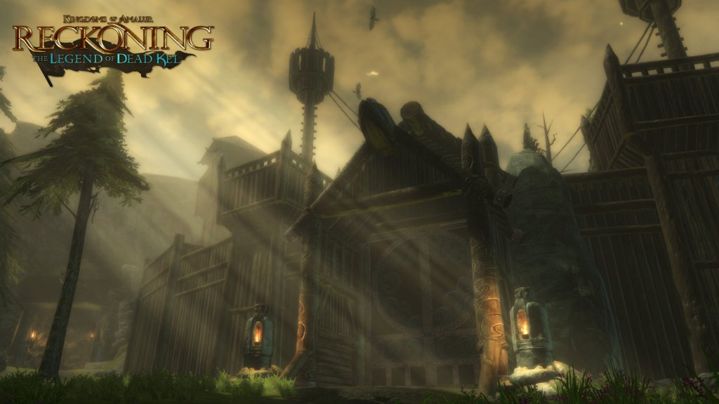 Kingdoms of Amalur: Reckoning - Dead Kel DLC