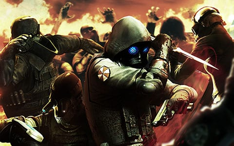wallpaper resident evil operation raccoon city 01 New Resident Evil Announces Spec Ops Mission