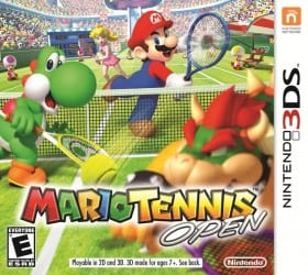 10 Mario Tennis Open to Feature 4 Player Online Play