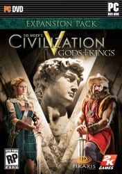 CIV5 GAK PC DVD FoB RP1 Civilization V: Gods & Kings to be Released June 19