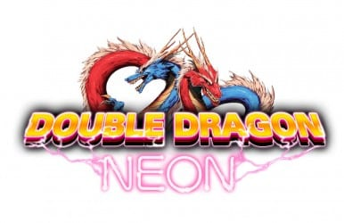 DDNeonLogoHorWhite1 Double Dragon: Neon Coming Soon to XBLA and PSN