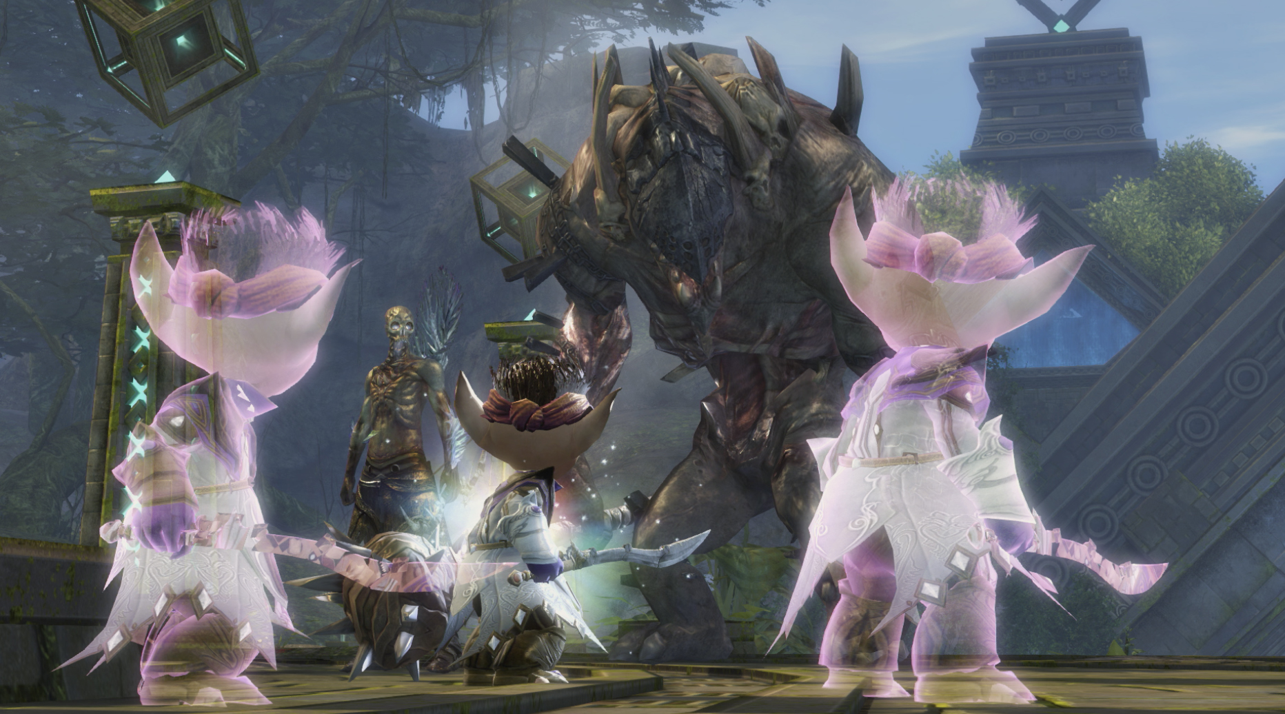 Mesmer_12 - Guild Wars 2