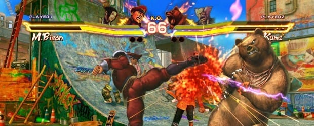 Street Fighter X Tekken A Whole Bundle of Capcom Announcements