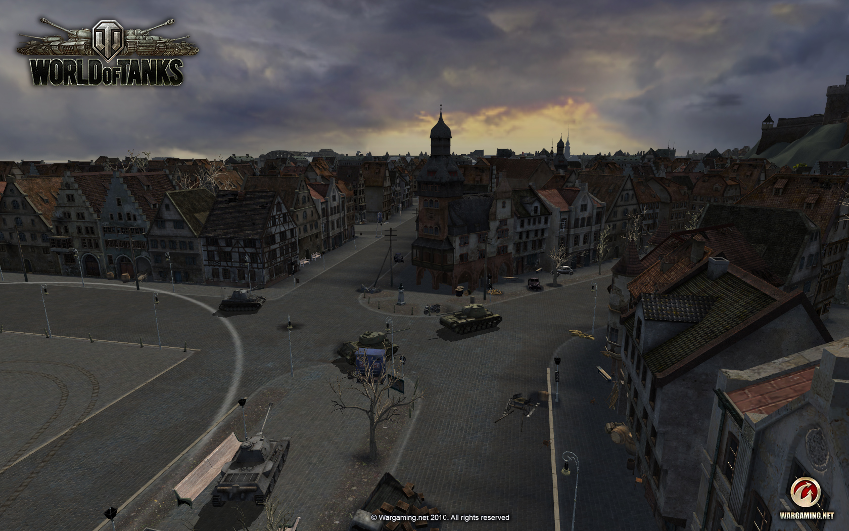 World Of Tanks Himmelsdorf