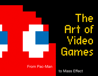 art of gaming The Art of Video Games Book Review