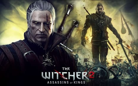 assassin of kings Huge News for The Witcher Fans at CD Projekt RED/GOG.com Conference