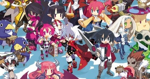 d3 Disgaea 3: Absence of Detention Doing Time on PS Vita