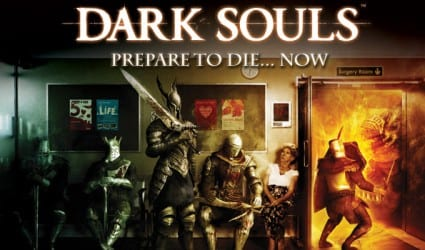 dark souls main visual Dark Souls: Prepare To Die Officially Coming to PC
