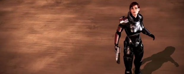 femshep 2 Mass Effect 3 Patch to Fix Crashing FemSheps