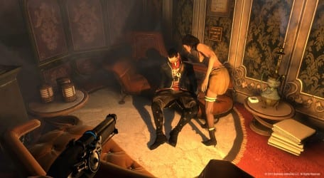 founddead Bethseda Releases New Dishonored Trailer