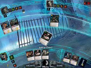 image005 Nightfall Card Game Released for iOS