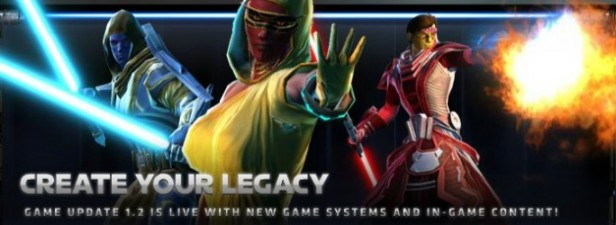 legacy update 616x225 custom Star Wars: The Old Republic Gets Huge Update