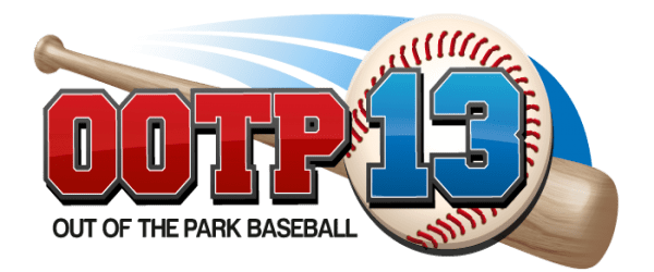 ootp13 logo Take Control of the National Pastime with Out of the Park Baseball 13
