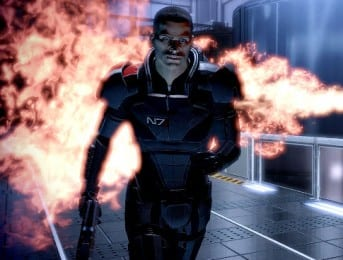 shep Mass Effect 3 Extended Cut DLC Set to Appease the Complainers