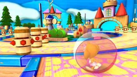 26572Block 01 copy Super Monkey Ball Banana Splitz coming to Playstation Vita in October
