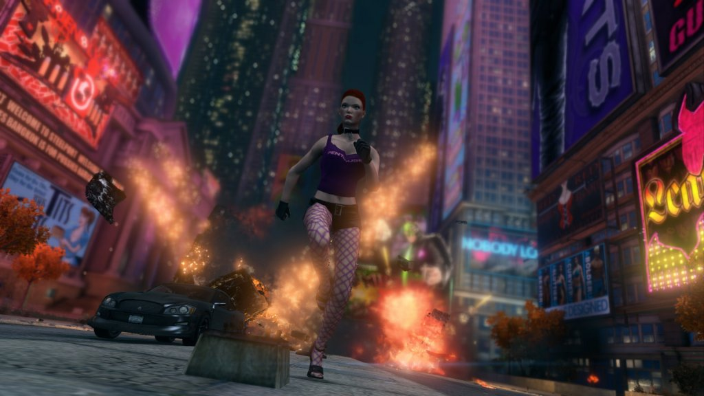 Saints Row: The Third Penthouse Pack