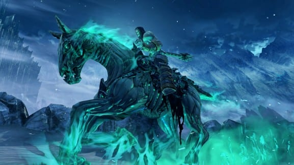Darksiders 2 Despair Darksiders II   Deaths Story