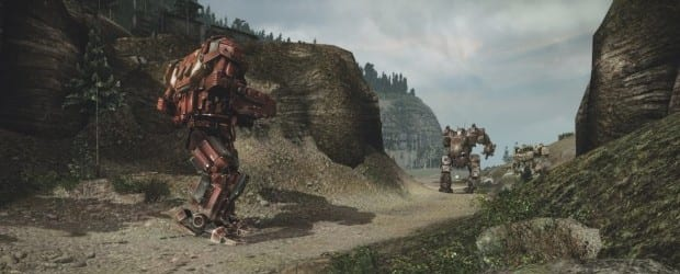 MechWarrior Online13 MechWarrior Online Announces Closed Beta, Founders Program