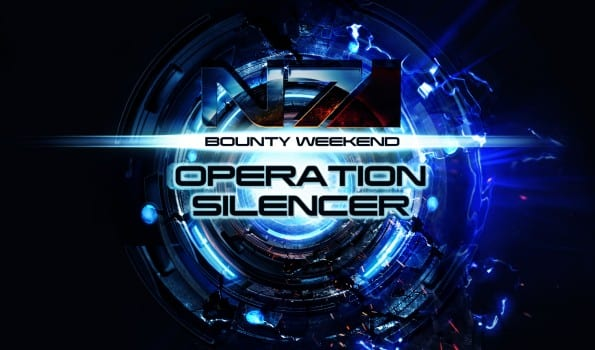 Operation Silencer Mass Effect 3   N7 Bounty Weekend: Operation Silencer