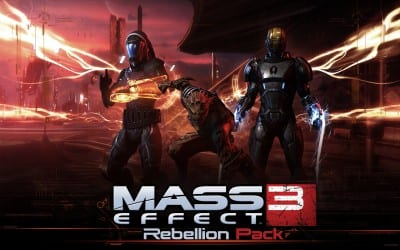 Rebellion Pack Wallpaper Goddess Mass Effect 3: Rebellion Pack Launches Today   Check out the Trailer!