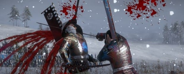 Shogun 2 Blood Pack Tom vs. Bruce Begins Kickstarter Drive