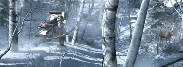 UTU CoverPhoto 05 Assassins Creed III Gameplay Trailer Unlocked