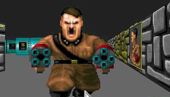 Wolfenstein 3d 20th anniversary gaming trend for Wolfenstein 3d