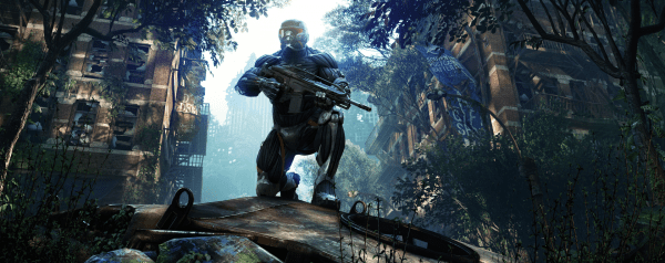crysis 3 screen 5   assess adapt attack Crysis 3 Releases More Screens and Concept Art
