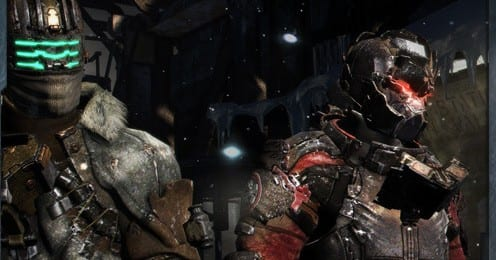 ds3 The Limb Severing Continues in Dead Space 3