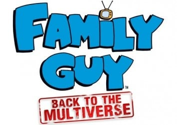 familyguybacktothemultiverselogo New Family Guy Video Game This Fall