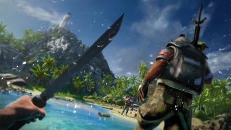fc1 Far Cry 3 E3 2012 Trailer Surfaces