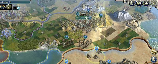 frame2 Civilization V Goes Free to Play for a Weekend