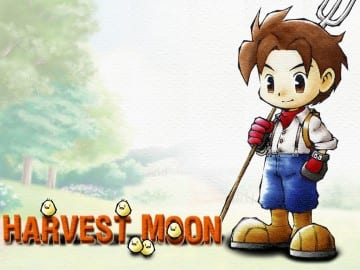 harvest2 Harvest Moon Enters the Realm of 3D