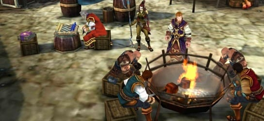 heroes of ruin Heroes of Ruin Multiplayer Trailer Released