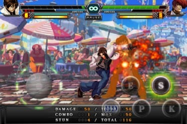 kof2012 King of Fighters i 2012 Now on the App Store
