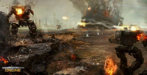mechwarrior New Catapult Screens from MechWarrior Online