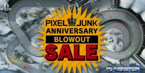 pixeljunk PixelJunk Games on Sale Starting Today