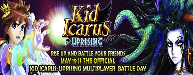 screenshot 08 Nintendo Announces Kid Icarus: Uprising Multiplayer Battle Day