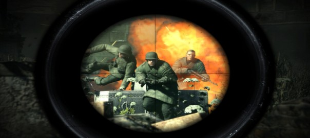 sniper elite v2b 604x270 custom Be a One Man Army in Sniper Elite V2