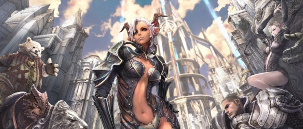 tera03uc3 480x400 Hot Elves, Skimpy Armor, and MMO Action   The TERA Review