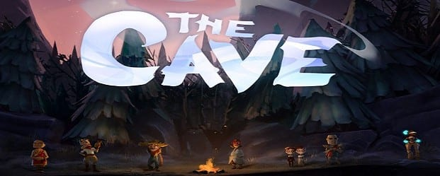 the cave Sega and Double Fine Productions Team Up to Produce The Cave
