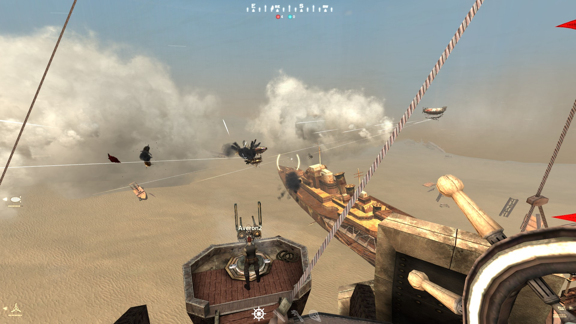 Guns of Icarus Closed Beta 3