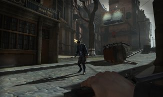 Dishonored_Sneak_Guard_Searching