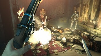 Dishonored_PistolShot_Against_weepers