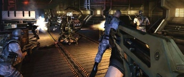 AliensColonialMarines1 New E3 Screens from Aliens: Colonial Marines