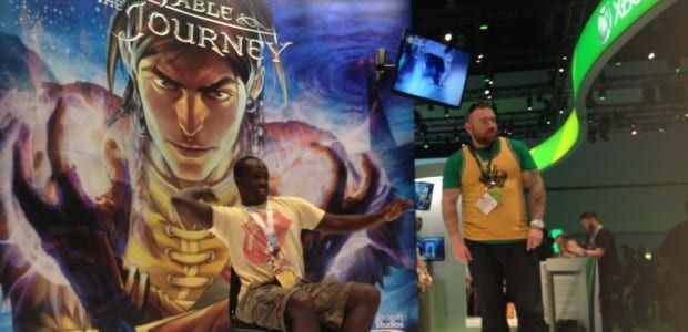 E3photo demo Fable: The Journey is more fun than it has a right to be